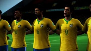 "EA SPORTS 2014 FIFA World Cup ""Игровой процесс"""