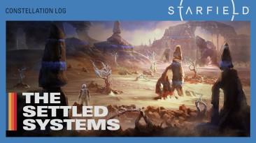 Новый ролик и концепт-арты Starfield