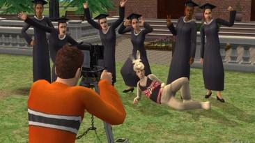 The Sims 2: University. Забьём на лекцию?