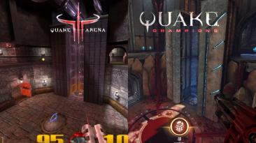 Олдскульные игры, которые получили второе дыхание: Quake 3 Arena