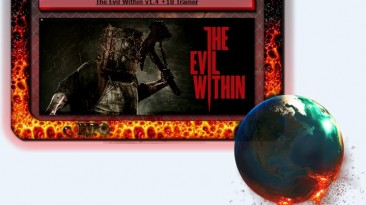 The Evil Within: Трейнер/Trainer (+10) [1.4] [iNvIcTUs oRCuS / HoG]
