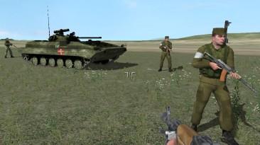 """Armed Assault """"Модификация Osetia War"""""""