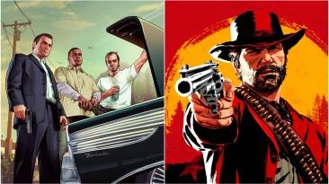 Продажи Grand Theft Auto V достигли 145 миллионов копий; Red Dead Redemption 2 - более 37 миллионов