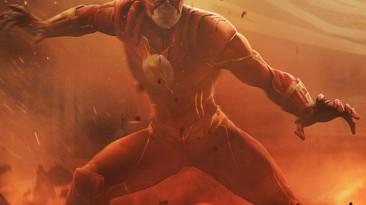 Чёрный Адам - еще один игровой персонаж в Injustice: Gods Among Us