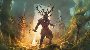 """DLC """"Гнев друидов"""" для Assassin's Creed: Valhalla позволит """"убить единственную змею в Ирландии"""""""