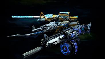 """В Crossfire установили обновление """"Василиск"""" с новой картой для режима мутации, новым оружием и многим другим"""