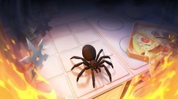 В Steam началась распродажа игры про хаос и разрушения из-за пауков