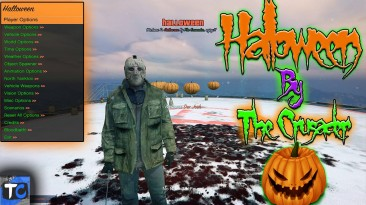 "Grand Theft Auto 5 ""Halloween Mod Menu 1.02"""