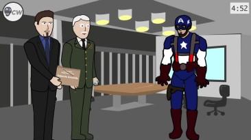 Что было до мстители: война бесконечности - 3 (АНИМАЦИЯ)
