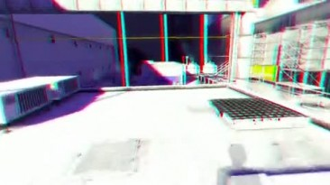 """Mirror's Edge """"музыкальное видео в 3D (анаглиф)"""""""