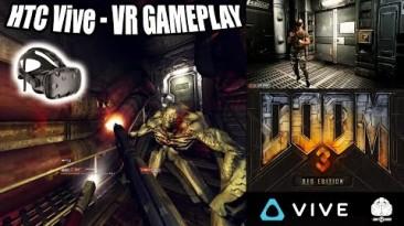 Мод добавляет в Doom 3: BFG Edition поддержку HTC Vive