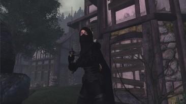 """TES 4: Oblivion """"Теневой наблюдатель для HGEC и UFF"""""""