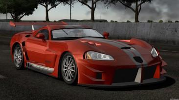 """Test Drive Unlimited 2 """"Dodge Viper SRT-10 (NFS Carbon)"""""""