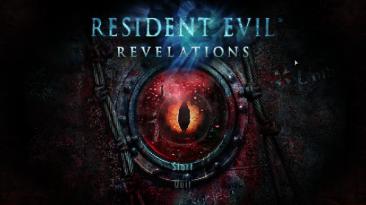 """Resident Evil: Revelations """"RE 2 Style Start Screen"""""""