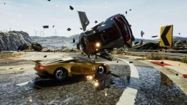 Стали доступны аркадные гонки Dangerous Driving