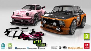 Трейлер Table Top Racing: World Tour - Nitro Edition