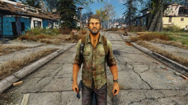 "Fallout 4 ""Спутник Джоэл"""