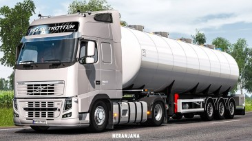"Euro Truck Simulator 2 ""Volvo FH 3rd Generation 1.02 Hot Fix (v1.39.x)"""