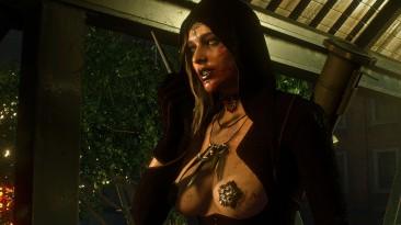 """Resident Evil 3 """"Джилл Димитреску"""""""
