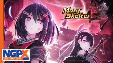 Mary Skelter Finale выйдет на западе этой осенью