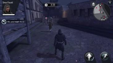 Игровой процесс Assassin's Creed: Identity из ранней версии игры