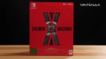 Распаковываем коллекционку Daemon X Machina