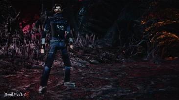 """Devil May Cry 5 """"Leon re2 98 Dante costume"""""""
