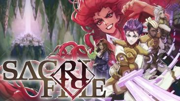 Анонсирована SacriFire - RPG, вдохновленная нашими любимыми играми из 90-х