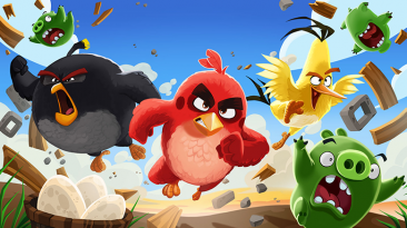 Год спустя: Rovio рассказала об эволюции Angry Birds 2