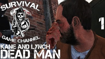 Русификатор (текст + звук) для Kane and Lynch: Dead Men