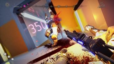 Стильный шутер от первого лица Severed Steel выйдет для PS4, Xbox One и ПК этим летом