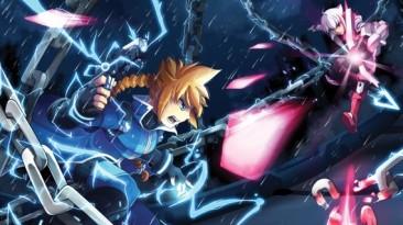Azure Striker Gunvolt 2: дата премьеры, физический релиз, Shovel Knight и аниме