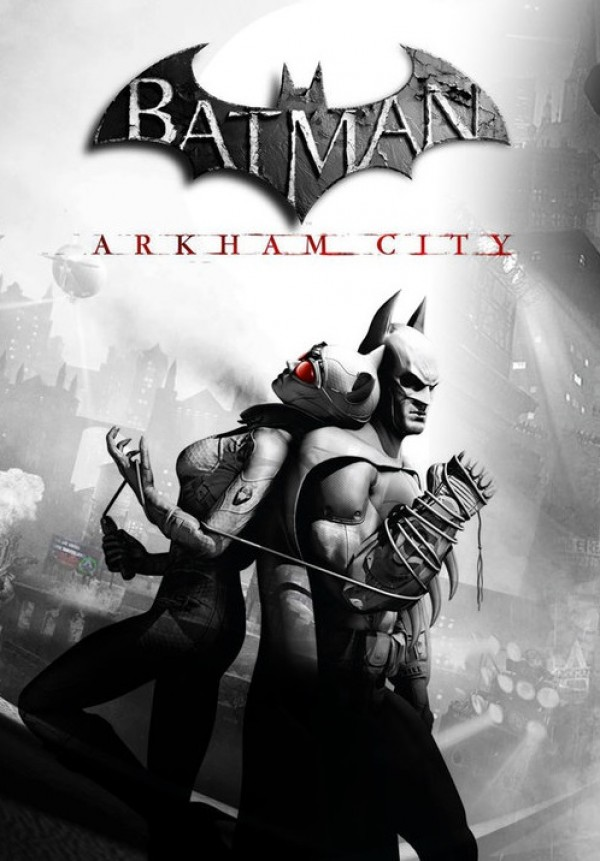 Arkham City crack скачать