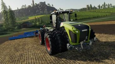 "Farming Simulator 19 ""dlc claas pack v1.1.0.0"""