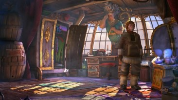 """Book of Unwritten Tales: Critter Chronicles """"Тизер трейлер"""""""