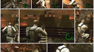 """Resident Evil 5 """"Вескер Полночь в белом костюме"""""""