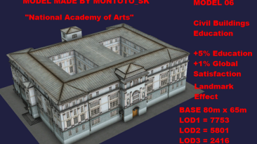 Cities XL 2012 Moscow Buildings Pack