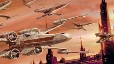 Геймплей отмененной Star Wars: Rogue Leaders