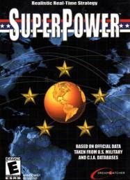 Обложка игры Superpower