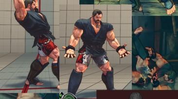 """Street Fighter 4 """"Abel - UFC fighter v2"""""""