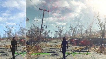 """Fallout 4 """"ReShade by Yasen - The Wanderer"""""""