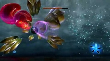 "Child of Eden ""Kinect Trailer"""