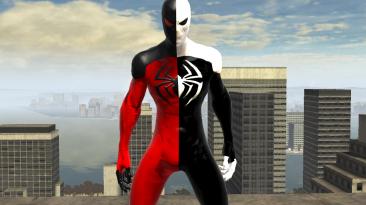 "Spider-Man: Web of Shadows ""Black Scarlet Kaine Suit"""