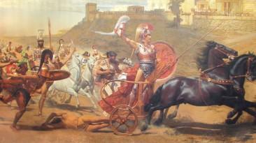 Зарегистрирована торговая марка Total War Saga: Troy