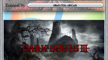 Dark Souls 3: Трейнер/Trainer (+8) [1.15] {iNvIcTUs oRCuS / HoG}