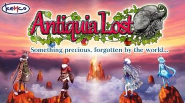 Antiquia Lost выйдет в Японии на Switch 16 ноября
