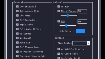 Halo: TMCC: Трейнер/Trainer (+9 / +12 / +11 / +12/ +13) [Halo CE, 2, 3, Reach] [1.9.4] {silentrunner}