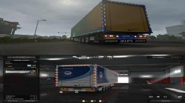 "Euro Truck Simulator 2 ""Krone Slots версия 0.13"" (v1.32.x, - 1.34.x)"