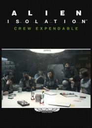 Обложка игры Alien Isolation: Crew Expendable