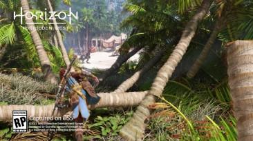 Новые геймплейные ролики Horizon Forbidden West